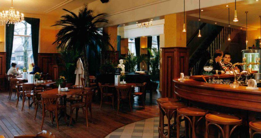 Interieur Grand Cafe Smelnehus Drachten