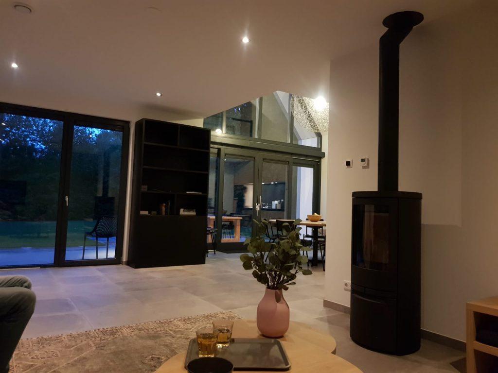 Interieur woning De Koog Texel