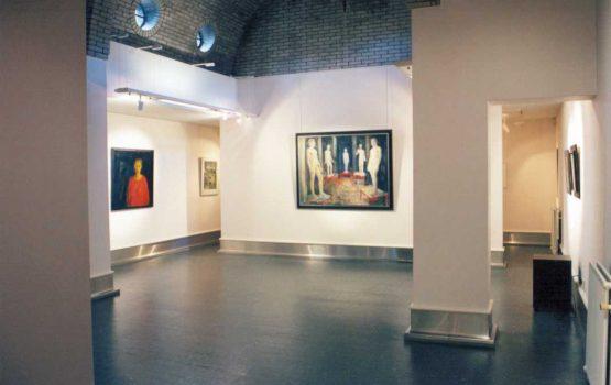 Museum Smallingerland interieur