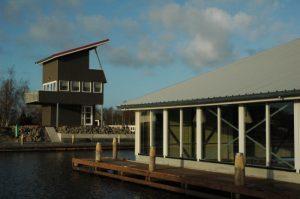 Logeerhuis klassieke schepenhaven